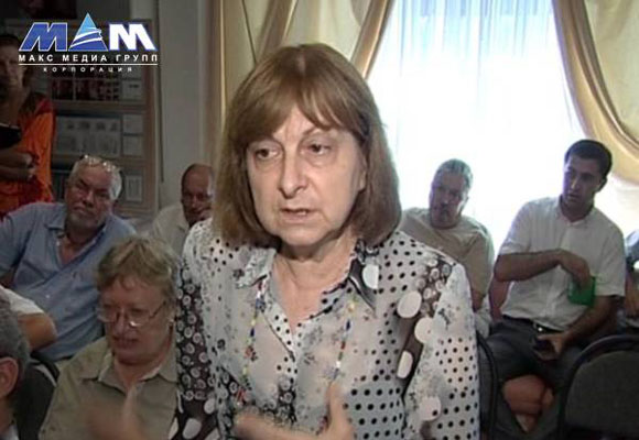 Лариса Шавернева-Васильева