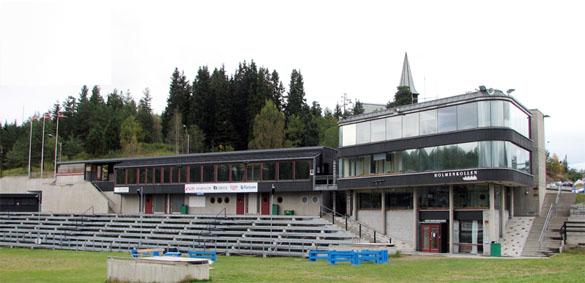стадион в Норвегии,