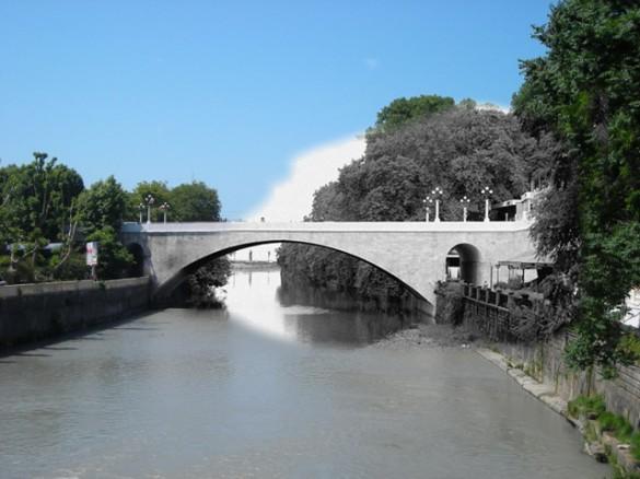 15 Ривьерский мост годами позднее