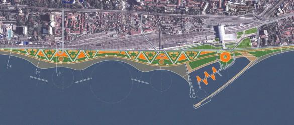 Ключевые градостроительные аспект