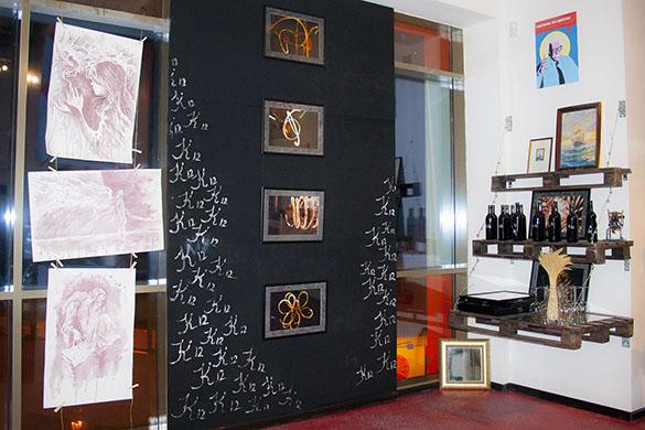 9907674574b2 В сочинском торгово-развлекательном центре «Мандарин» открылась собственная  галерея современного искусства