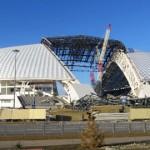 """Новая фаза реконструкции стадиона """"Фишт"""""""