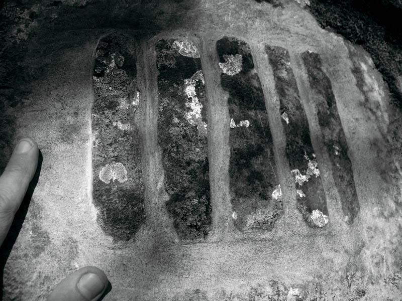 Гребенчатый орнамент