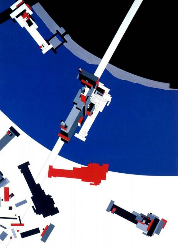 malevichs-тектонические 1977