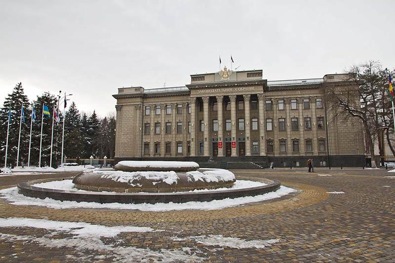 Законодательное собрание © on-walking.com