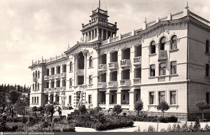 "Санаторий ""Волга"", 1958-1959 гг."