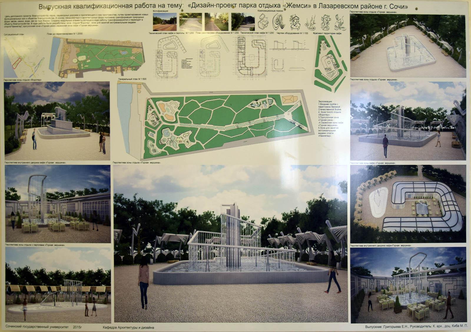 Сочи гостеприимный город победители и их проекты  arso 1207