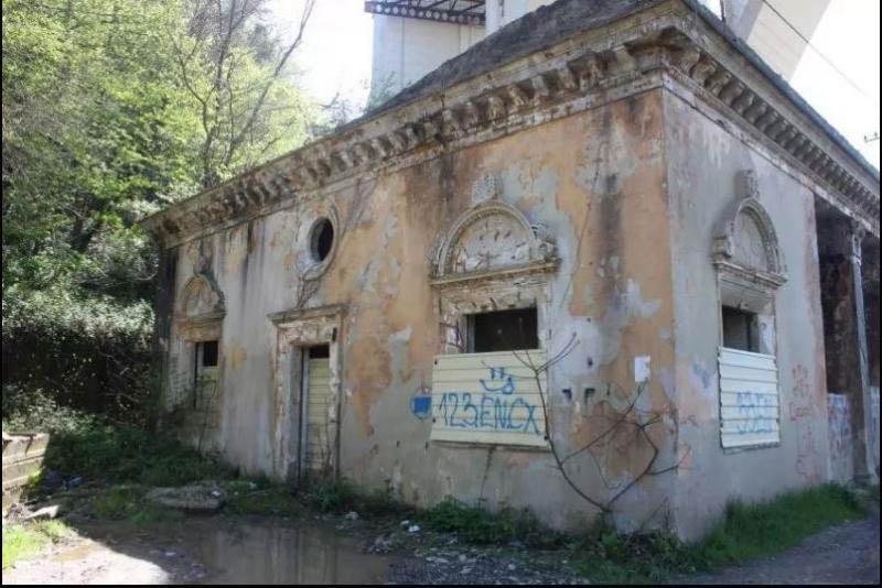 Насосная станция архитектора Жолтовского: новый этап жизни