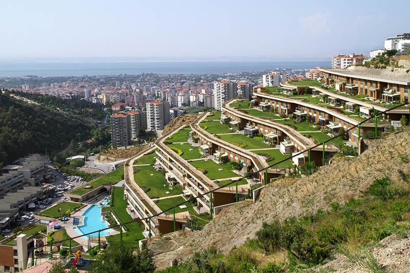 Турция квартира от застройщика в мерсине купить