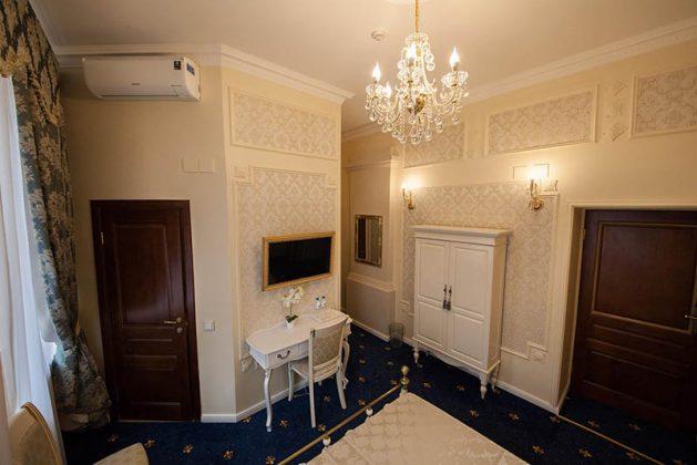 Бутик-отель PORTUM 1905: новая жизнь исторического здания